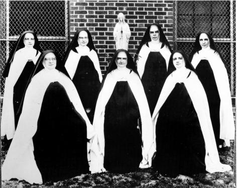 Mother Angeline Teresa and her Six Companions