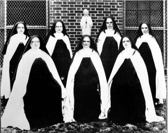 Mother Angeline Teresa and her Six Companions