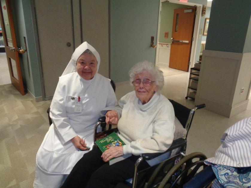 Carmel Richmond – THE MOTHER ANGELINE SOCIETY