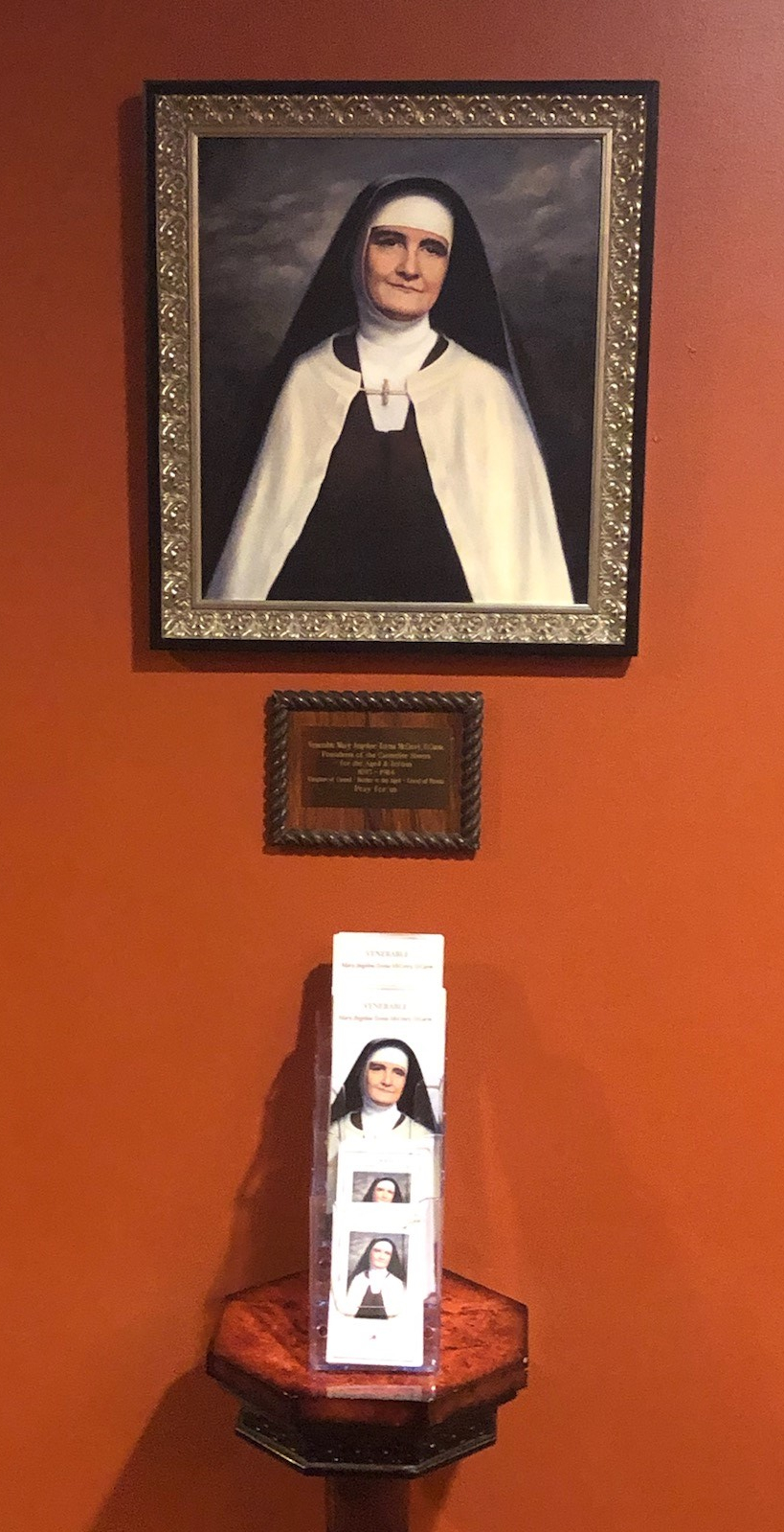 Venerable Mary Angeline Teresa McCrory